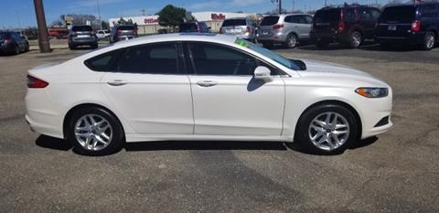 2013 Ford Fusion for sale in Janesville, WI