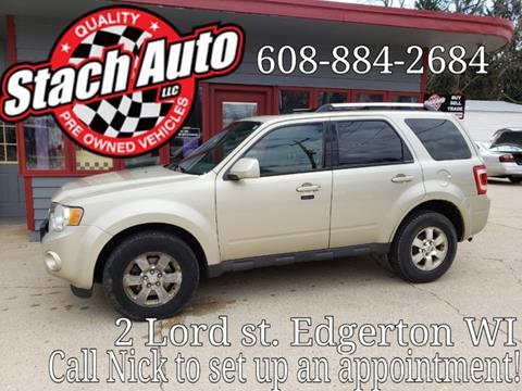2011 Ford Escape for sale in Janesville, WI