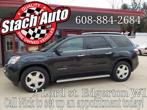 2007 GMC Acadia for sale in Janesville, WI