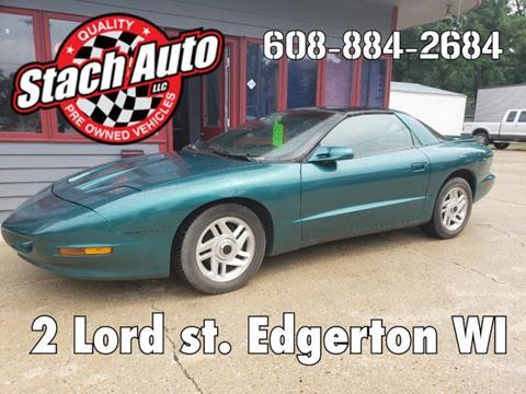 1997 Pontiac Firebird for sale in Janesville, WI