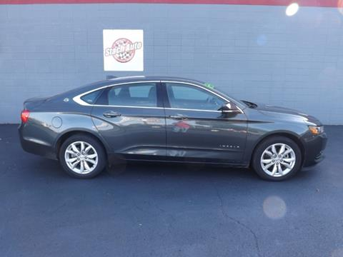 2019 Chevrolet Impala for sale in Janesville, WI