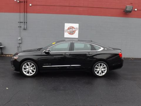 2015 Chevrolet Impala for sale in Janesville, WI