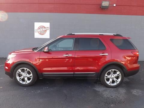 2012 Ford Explorer for sale in Janesville, WI