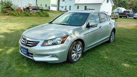 2012 Honda Accord for sale in Lyndonville, VT