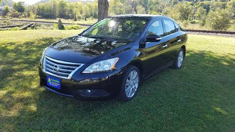2014 Nissan Sentra for sale in Lyndonville, VT