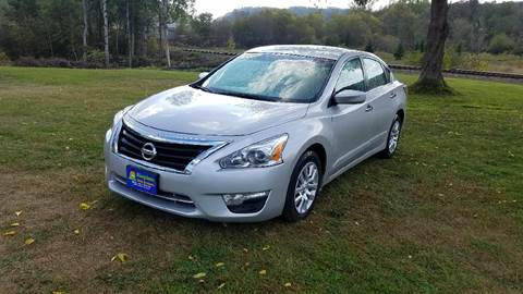 2015 Nissan Altima for sale in Lyndonville, VT