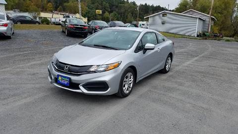 2015 Honda Civic for sale in Lyndonville, VT