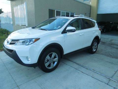 2015 Toyota RAV4 for sale at MPH IMPORT & EXPORT INC in Miami FL