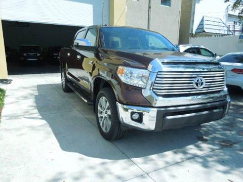 2015 Toyota Tundra for sale at MPH IMPORT & EXPORT INC in Miami FL
