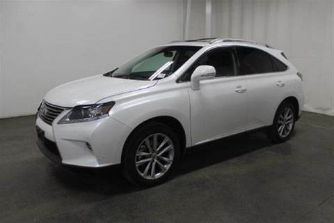 2015 Lexus RX 350 for sale at MPH IMPORT & EXPORT INC in Miami FL