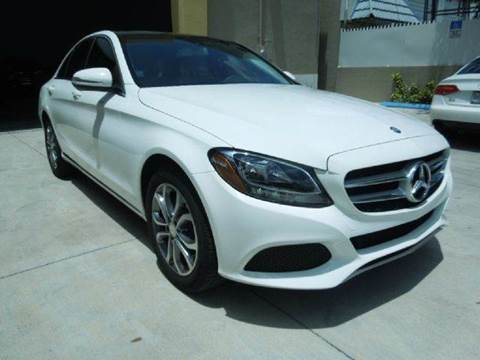2015 Mercedes-Benz 300-Class for sale at MPH IMPORT & EXPORT INC in Miami FL