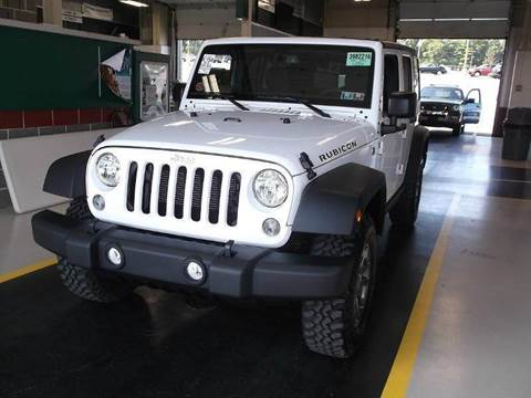 2015 Jeep Wrangler Unlimited for sale at MPH IMPORT & EXPORT INC in Miami FL