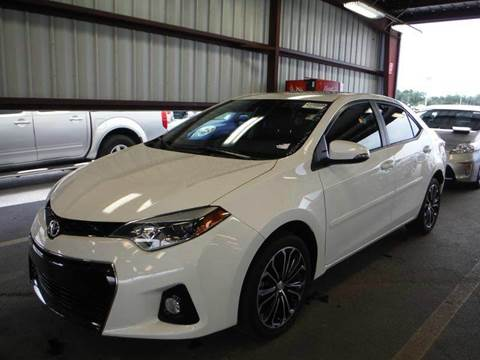 2015 Toyota Corolla for sale at MPH IMPORT & EXPORT INC in Miami FL