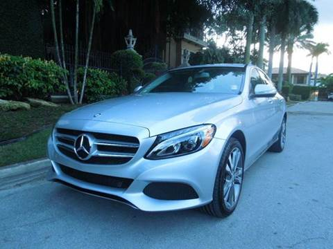 2015 Mercedes-Benz C-Class for sale at MPH IMPORT & EXPORT INC in Miami FL