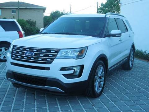 2016 Ford Explorer for sale at MPH IMPORT & EXPORT INC in Miami FL