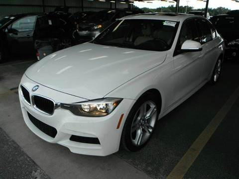 2013 BMW 3 Series for sale at MPH IMPORT & EXPORT INC in Miami FL