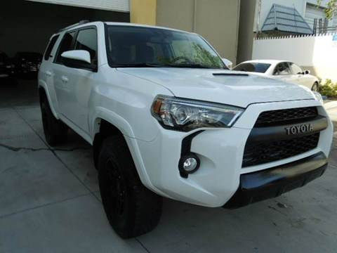 2016 Toyota 4Runner for sale at MPH IMPORT & EXPORT INC in Miami FL