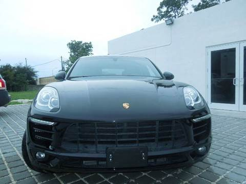 2015 Porsche Macan for sale at MPH IMPORT & EXPORT INC in Miami FL