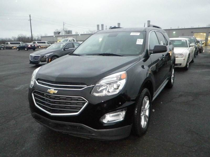 2016 Chevrolet Equinox for sale at MPH IMPORT & EXPORT INC in Miami FL