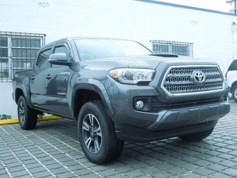 2016 Toyota Tacoma for sale at MPH IMPORT & EXPORT INC in Miami FL