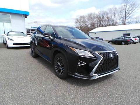 2016 Lexus RX 350 for sale at MPH IMPORT & EXPORT INC in Miami FL