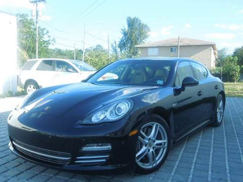 2013 Porsche Panamera for sale at MPH IMPORT & EXPORT INC in Miami FL