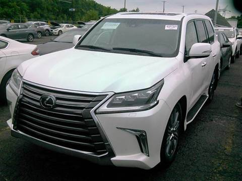 2016 Lexus LX 570 for sale at MPH IMPORT & EXPORT INC in Miami FL