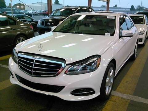 2014 Mercedes-Benz E-Class for sale at MPH IMPORT & EXPORT INC in Miami FL