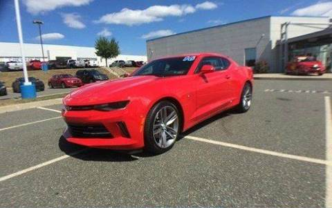 2016 Chevrolet Camaro for sale at MPH IMPORT & EXPORT INC in Miami FL