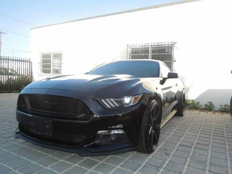 2015 Ford Mustang for sale at MPH IMPORT & EXPORT INC in Miami FL
