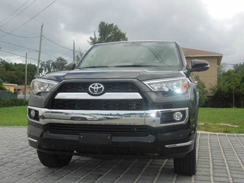 2014 Toyota 4Runner for sale at MPH IMPORT & EXPORT INC in Miami FL