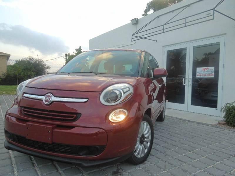 2014 FIAT 500L for sale at MPH IMPORT & EXPORT INC in Miami FL