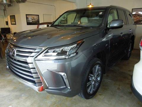 2017 Lexus LX 570 for sale at MPH IMPORT & EXPORT INC in Miami FL
