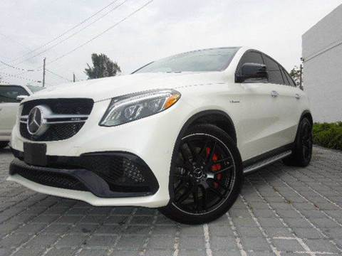 2017 Mercedes-Benz GLE for sale at MPH IMPORT & EXPORT INC in Miami FL