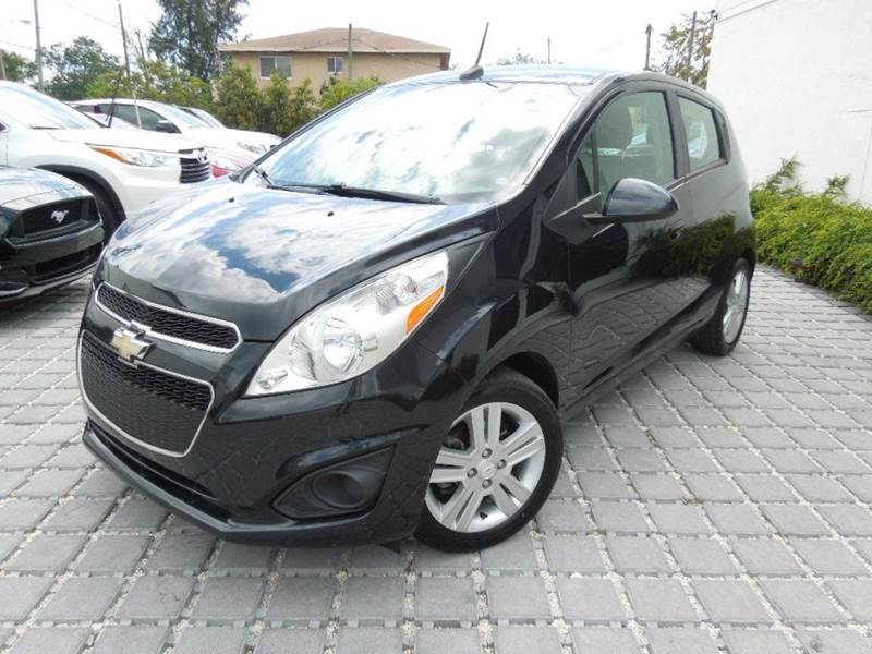 2016 Chevrolet Spark for sale at MPH IMPORT & EXPORT INC in Miami FL