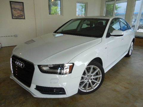 2016 Audi A4 for sale at MPH IMPORT & EXPORT INC in Miami FL