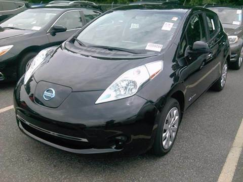 2015 Nissan LEAF for sale at MPH IMPORT & EXPORT INC in Miami FL