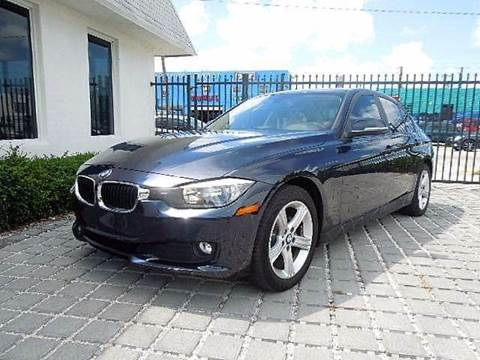 2014 BMW 3 Series for sale at MPH IMPORT & EXPORT INC in Miami FL