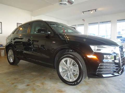 2018 Audi Q3 for sale at MPH IMPORT & EXPORT INC in Miami FL