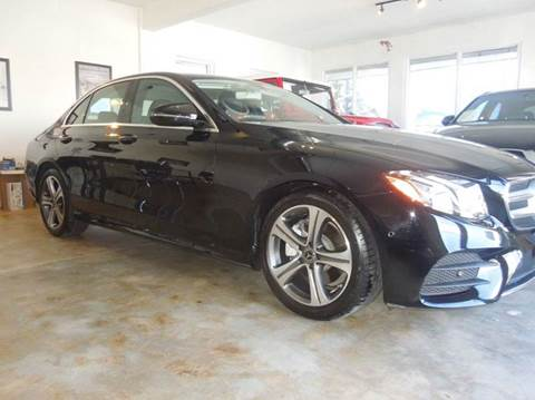 2018 Mercedes-Benz E-Class for sale at MPH IMPORT & EXPORT INC in Miami FL