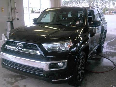 2018 Toyota 4Runner for sale at MPH IMPORT & EXPORT INC in Miami FL