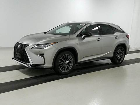 2017 Lexus RX 350 for sale at MPH IMPORT & EXPORT INC in Miami FL