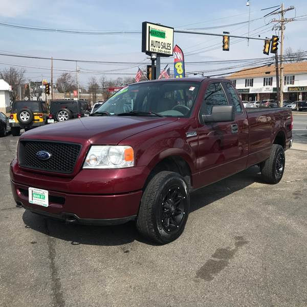 2006 Ford F-150 XLT 2dr Regular Cab 4WD Styleside 8 Ft. LB