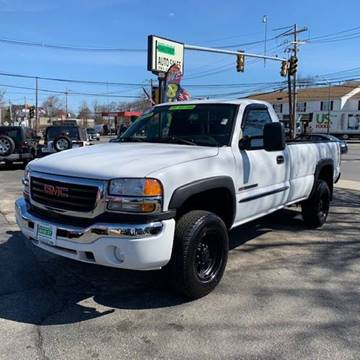 2006 GMC Sierra 2500HD for sale in Wakefield, MA