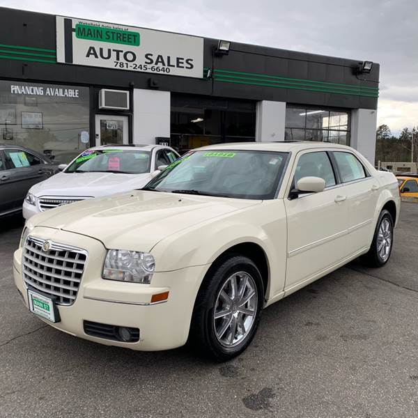 2007 Chrysler 300 AWD Touring 4dr Sedan In Wakefield MA