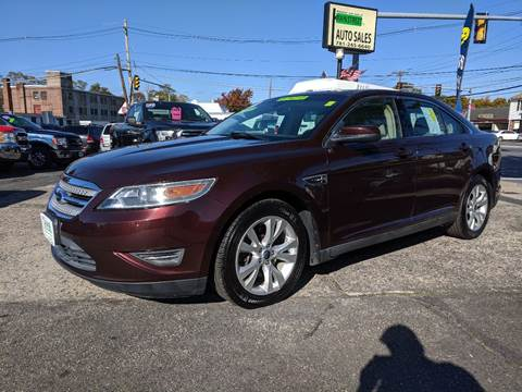 Chapman Ford Lancaster Pa >> Used 2010 Ford Taurus For Sale - Carsforsale.com®