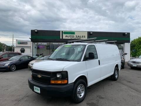 2016 Chevrolet Express Cargo for sale at Wakefield Auto Sales of Main Street Inc. in Wakefield MA