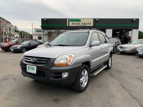 2006 Kia Sportage for sale at Wakefield Auto Sales of Main Street Inc. in Wakefield MA