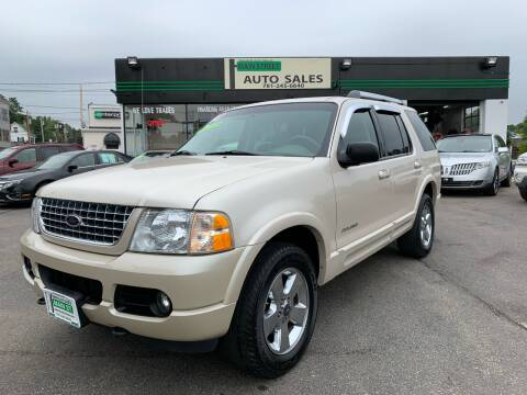 2005 Ford Explorer for sale at Wakefield Auto Sales of Main Street Inc. in Wakefield MA
