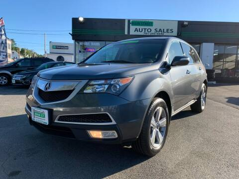 2012 Acura MDX for sale at Wakefield Auto Sales of Main Street Inc. in Wakefield MA